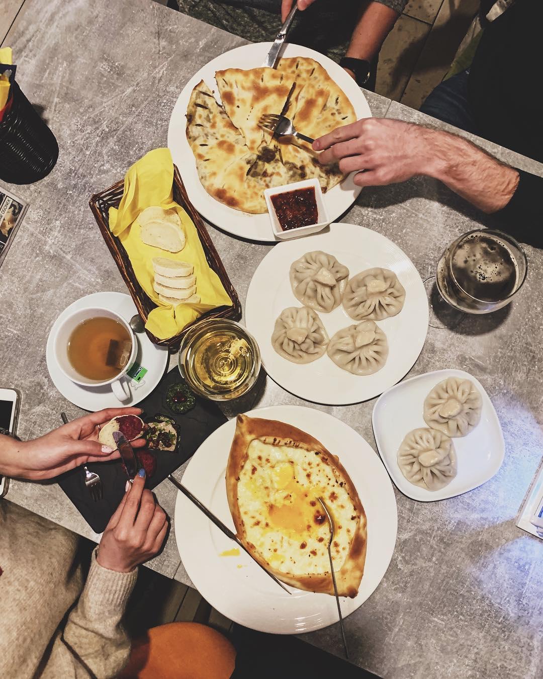 Gdzie Zjeść Kuchnię Gruzińską W Poznaniu Mytujemy
