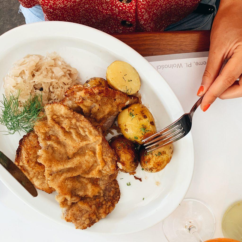 Gdzie Zjeść Schabowego W Poznaniu Mytujemy